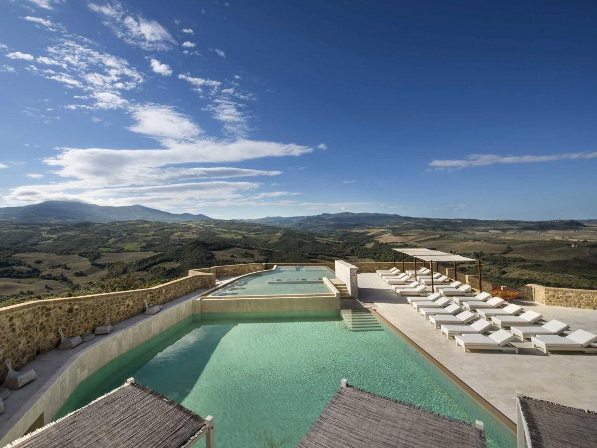 Castello di Velona Resort, Монтальчино, Италия