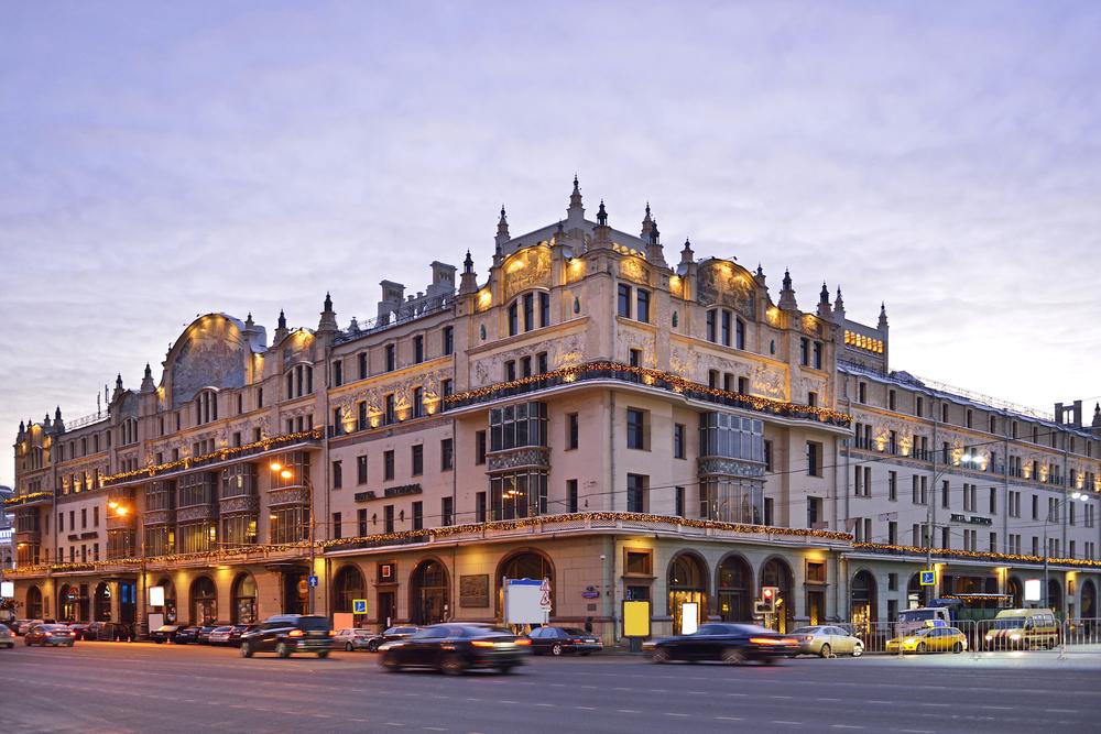 Лучшие отели и гостиницы России