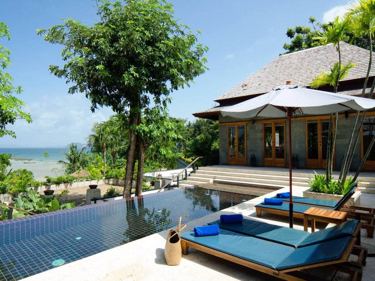 Nakamanda Resort & Spa, о. Краби, Тайланд