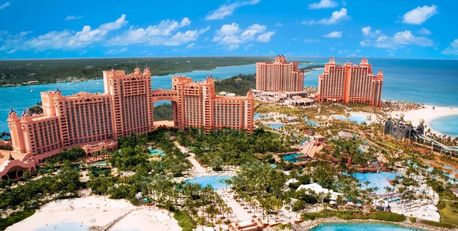 Отель Atlantis Paradise Island Resort