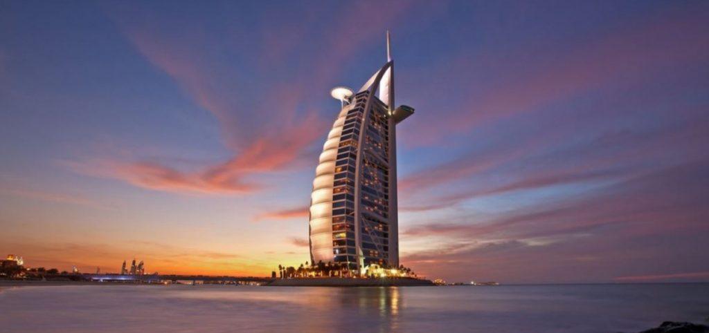 Отель Burj al-Arab