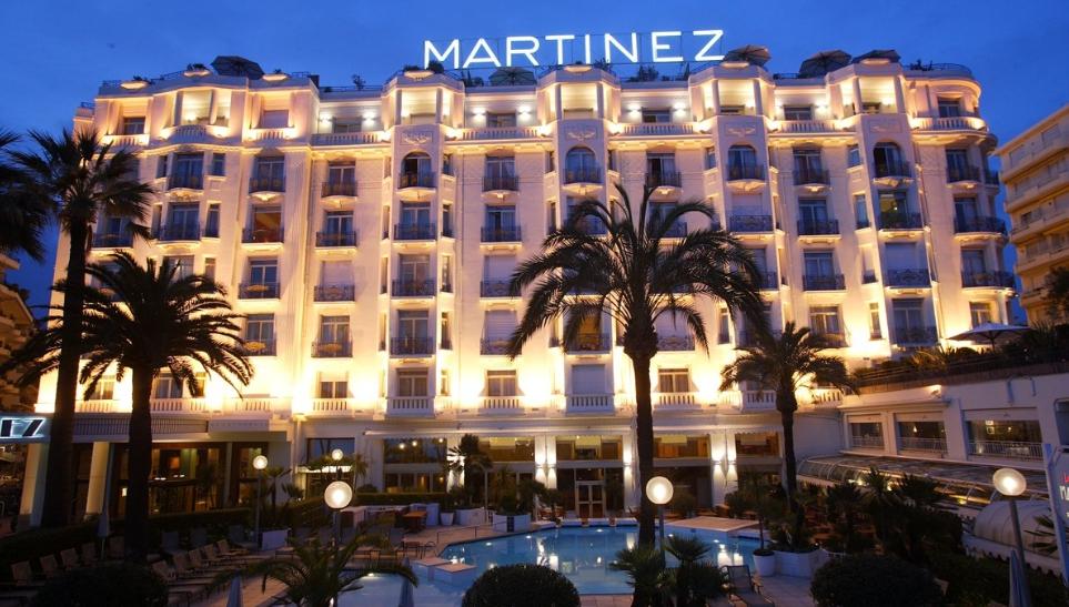 Отель Grand Hyatt Cannes Hotel