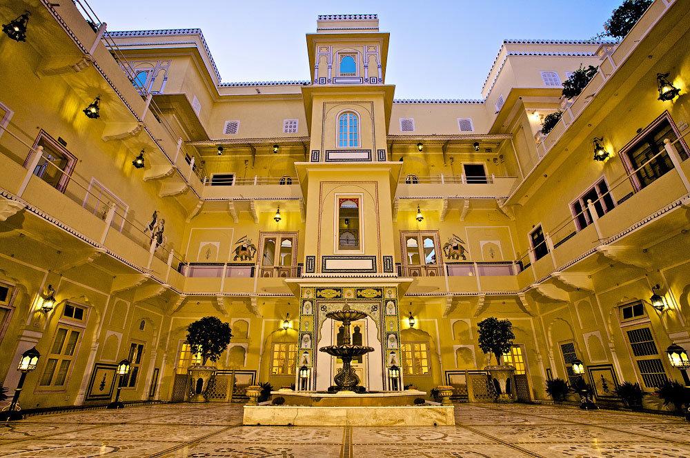 Отель Raj Palace